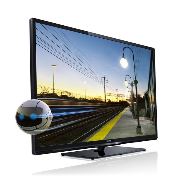 Philips 40 inch LED TV 40PFL4358